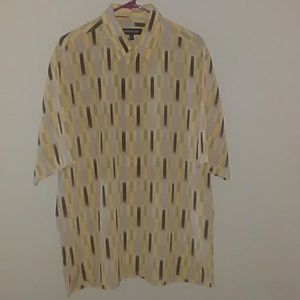 Mens Bassiri Limited Collection S/S Shirt
